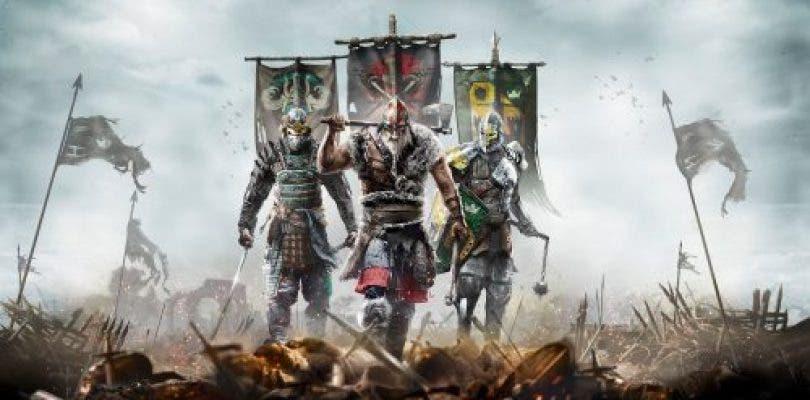 For Honor se deja ver por el Tokyo Game Show