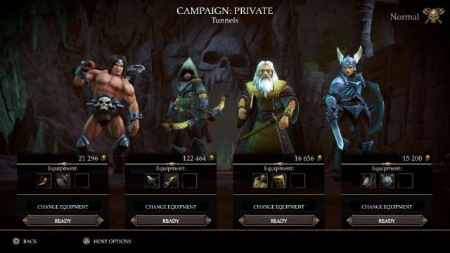 gauntlet slayer edition ps4 analisis review 4