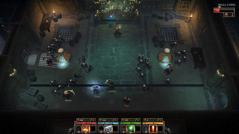 gauntlet slayer edition ps4 analisis review