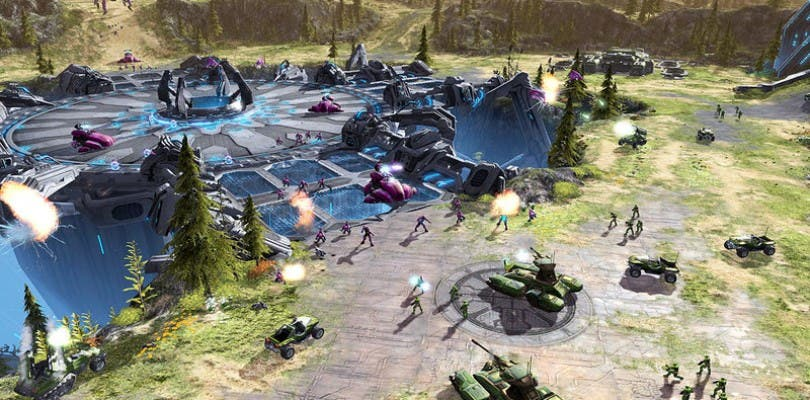 Ya disponible la beta de Halo Wars 2 para Xbox One