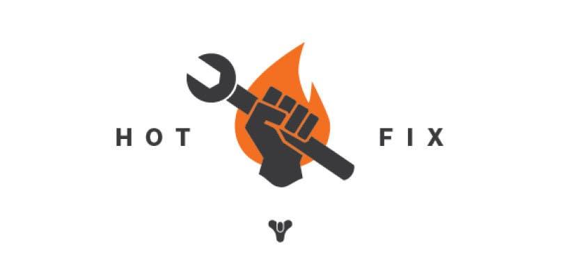 Destiny: Notas del parche 2.0.0.4