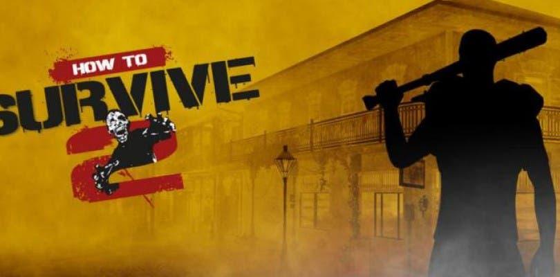 How to Survive 2 ya tiene fecha de lanzamiento y un nuevo gameplay