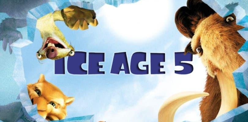 La quinta película de Ice Age ya tiene título y fecha prevista de estreno