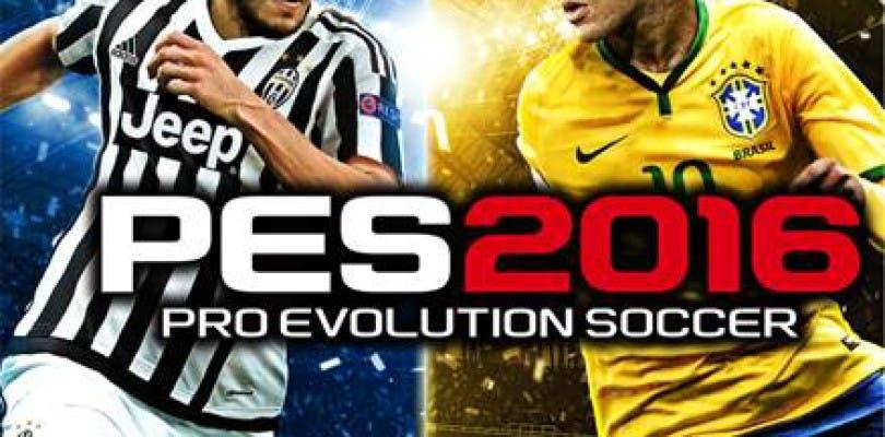 PES 2016 pone fecha a la demo jugable