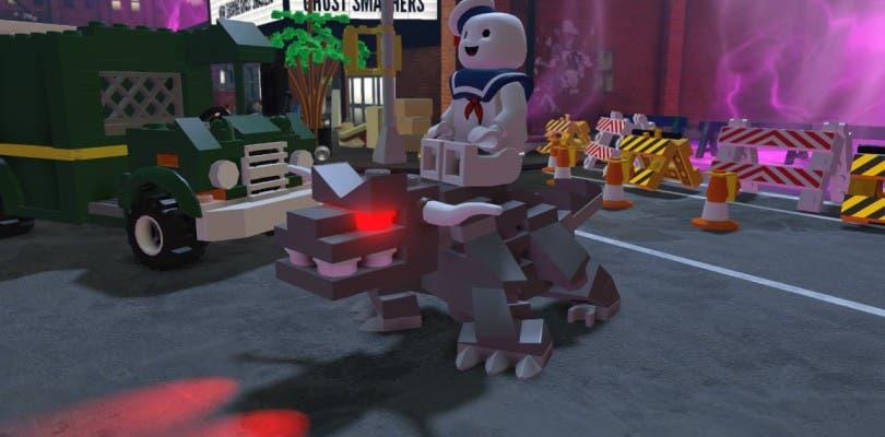 Los Cazafantasmas protagonizan las nuevas capturas de LEGO Dimensions