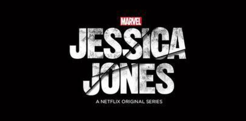 Nueva versión del logo de Marvel's Jessica Jones