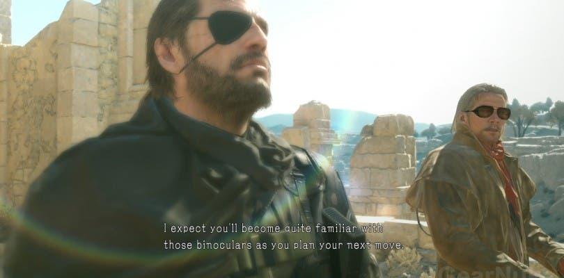 Aparece un glitch que permite explorar un área cerrada en Metal Gear Solid V: The Phantom Pain
