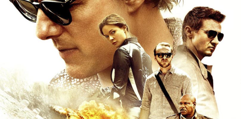 Crítica de Cine: Mission Impossible: Rogue Nation