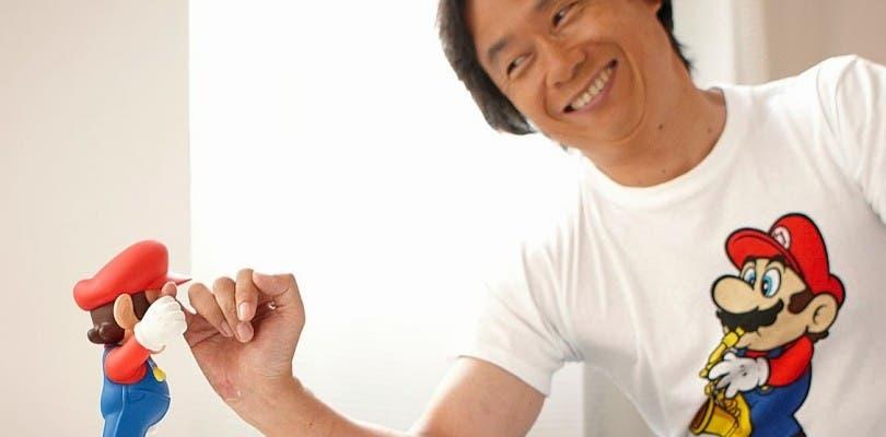 Los mitos de Super Mario serán desvelados mañana por Miyamoto