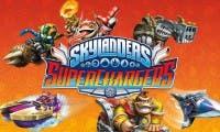 Se muestra el primer nivel de Skylanders SuperChargers para Wii U