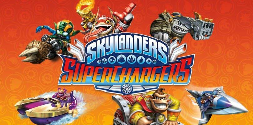 Dos nuevos tráilers de Skylanders SuperChargers