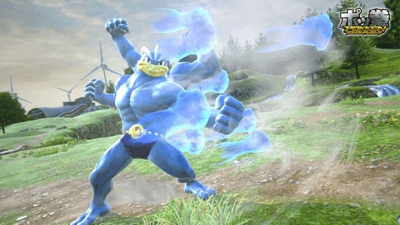 pokemon-tournament-machamp-multiple-fists-punch-gameplay-screenshot