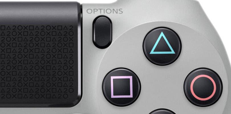 Disponible para reservar el mando conmemorativo de PlayStation 4 20º aniversario