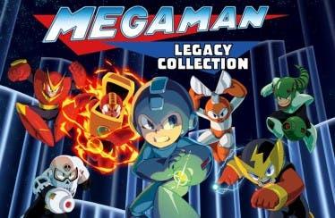 Mega Man Legacy Collection presenta su tráiler de lanzamiento