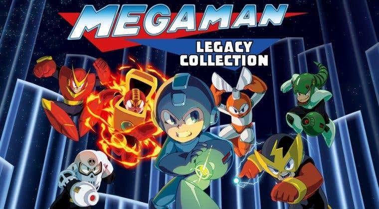 Imagen de La versión de 3DS de Mega Man Legacy Collection's tendrá contenido exclusivo