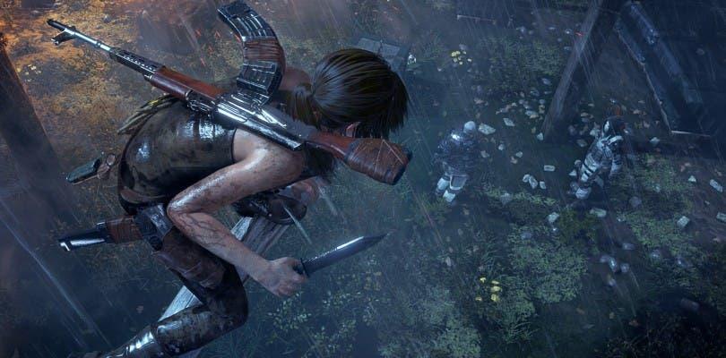 Rise of the Tomb Raider ya tiene demo jugable en PS4