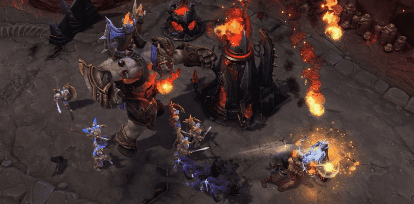 Un nuevo mapa aterriza en Heroes of the Storm