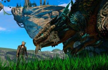 Nuevas imágenes y gameplay extendido de Scalebound