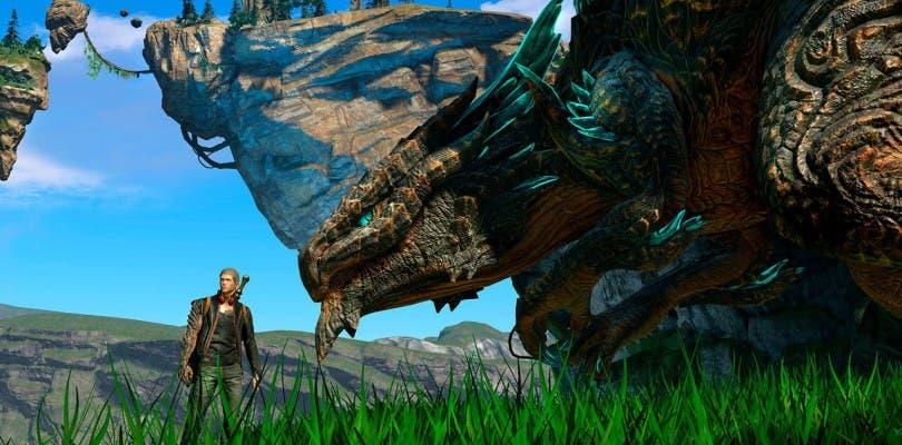 Scalebound muestra la personalización de un dragón con capturas