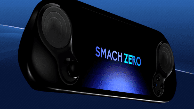 smach zero steam machine