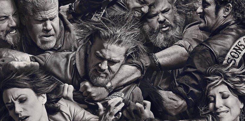 La última temporada de Sons of Anarchy llega en DVD a España sin haber pasado por Fox