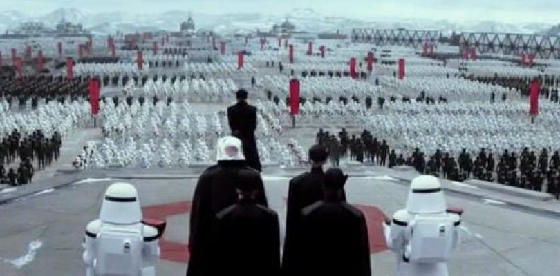J.J. Abrams revela en qué se inspiró para The First Order de Star Wars: The Force Awakens