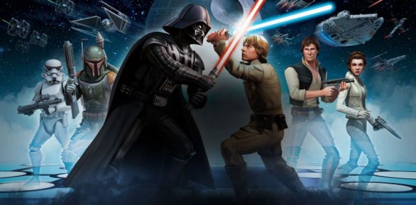 Domina la galaxia en Star Wars: Galaxy of Heroes para iOS y Android