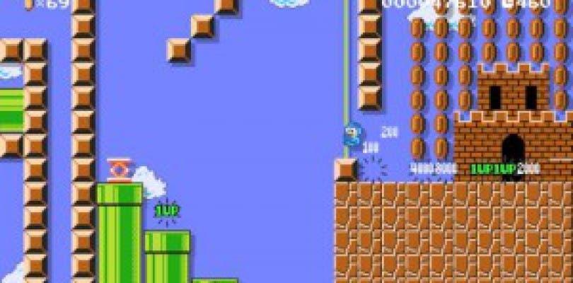 Nuevas imágenes muestran la funcionalidad amiibo de Super Mario Maker