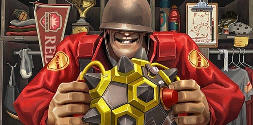 Llega un nuevo modo de juego deportivo a Team Fortress 2