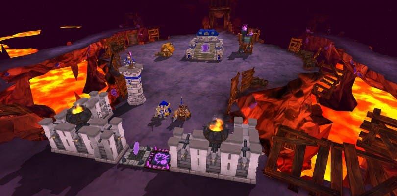 The Castle Game se retrasa en Wii U