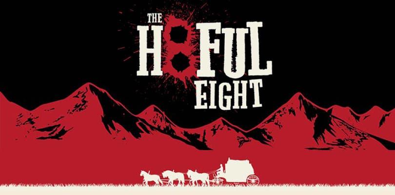 """Nuevos pósters de """"The Hateful Eight"""""""