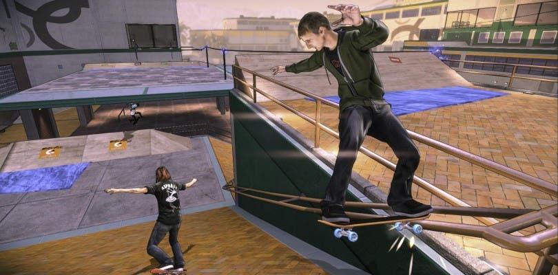 Los cambios gráficos en Tony Hawk's 5 estaban pensados desde el principio