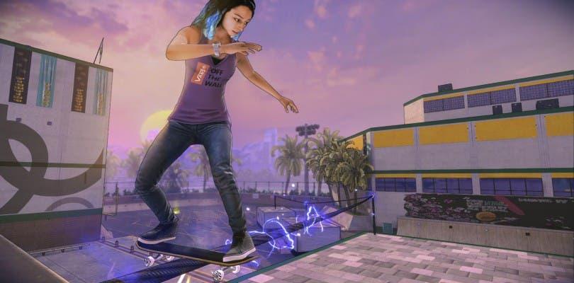 Desvelada la banda sonora de Tony Hawk´s Pro Skater 5