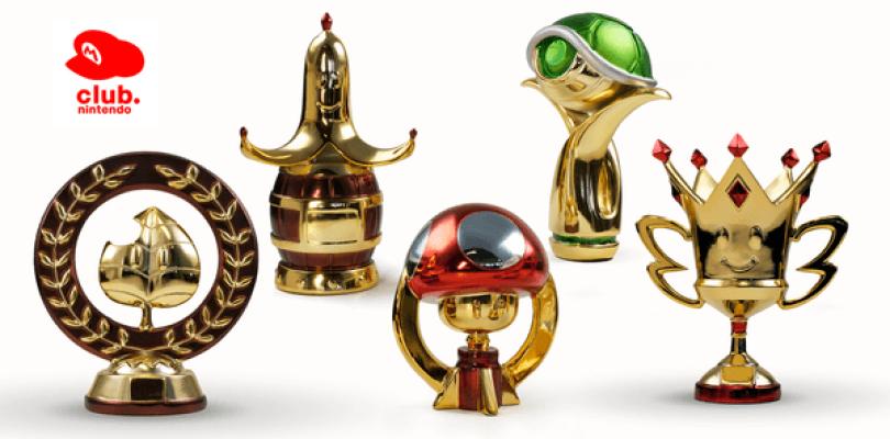 Vuelven los trofeos de Mario Kart 7 al Catálogo de Estrellas