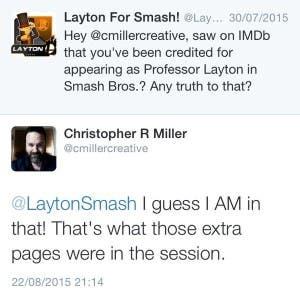 tweet-layton-smash-bros-areajugones