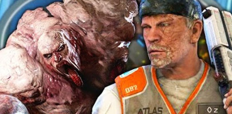 Trailer de Descent, el mapa Exo Zombie del próximo DLC de Advanced Warfare