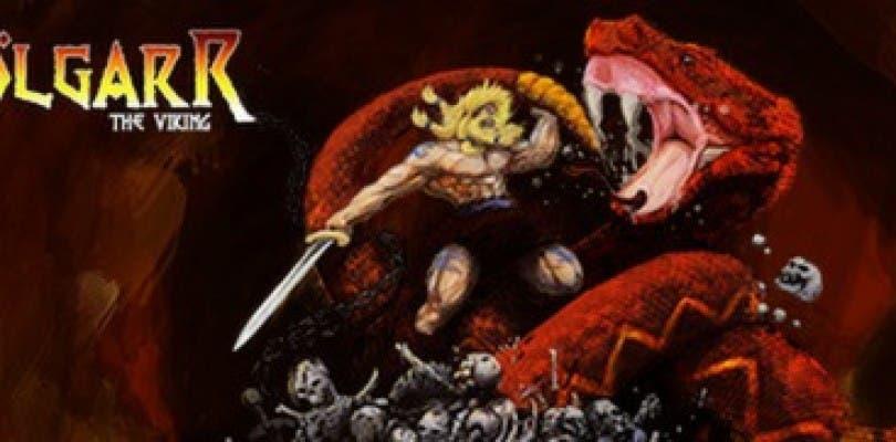 Volgarr The Viking llega a Dreamcast
