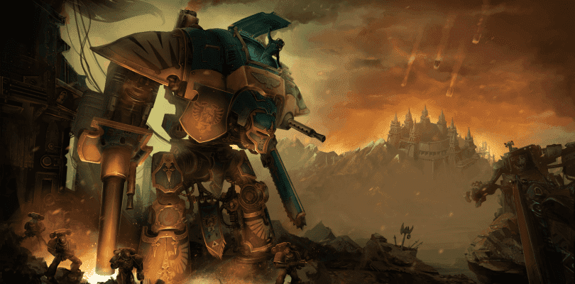 Warhammer 40.000: Dark Nexus Arena ya disponible en Steam Early Access