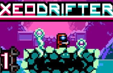 Xeodrifter sale hoy para PlayStation 4 y PlayStation Vita