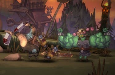 Zombie Vikings nos muestra su modo Versus en este gameplay