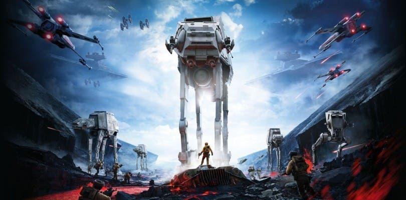 Star Wars Battlefront te permite ir jugando mientras vas instalando el juego