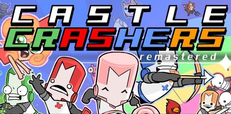 Castle Crasher Remastered llega en pocos días a Xbox One