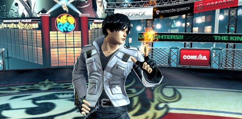 The King of Fighters XIV también llegará a las máquinas arcade
