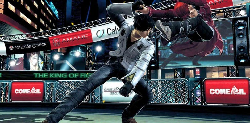 King of Fighters XIV llegará a PlayStation 4