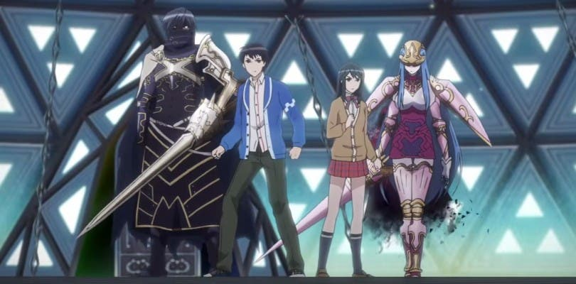 Shin Megami Tensei X Fire Emblem llegará por navidad a Japón