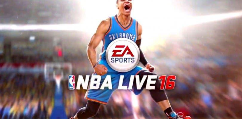 Ya disponible la Demo de NBA Live 16
