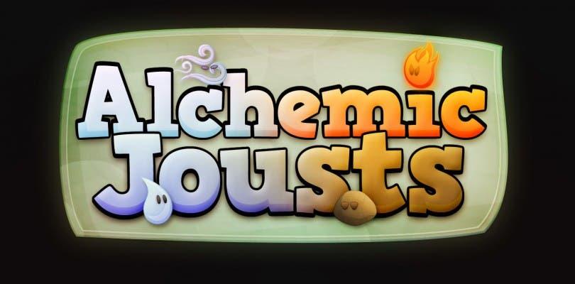 Alchemic Jousts es un nuevo proyecto español que busca apoyo en Greenlight