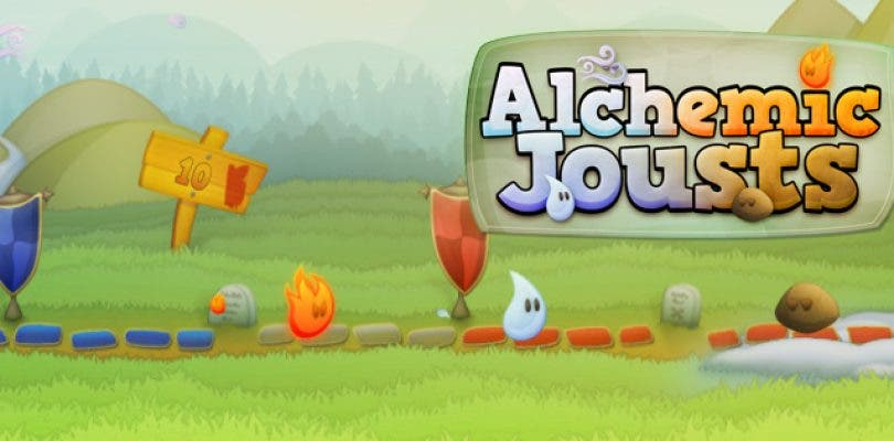 Alchemic Jousts disponible la semana que viene en Nintendo Switch