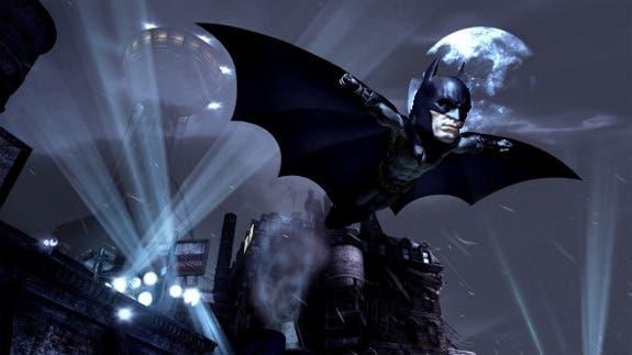 Batman cabezón