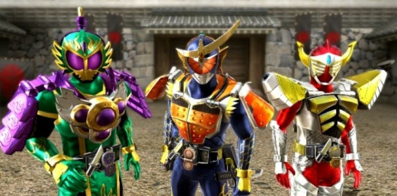 Anunciado Kamen Rider: Battride War Creation para las tres consolas de Sony